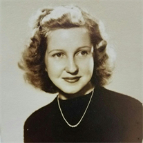 Mrs. Martha Bass McAuley