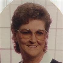 Freeda Taylor Moates Burnett