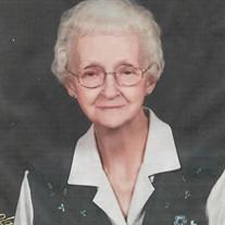 Josephine Bozeman Adair