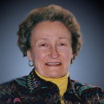 Louise Martha Morris