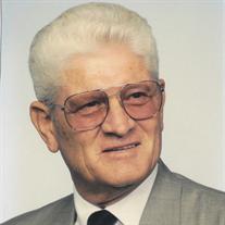 """Willard """"Bill"""" Kemp"""