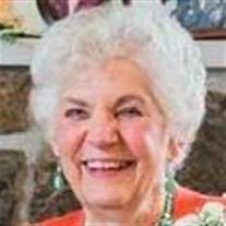 Delores Faye Flanary Franks