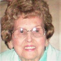 Mrs. Dorothy May Stafford