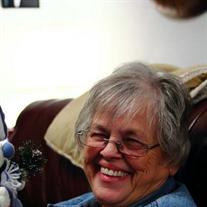 Mrs Barbara Aline Morgan