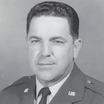 Lt. Colonel Charles F. Hatfield