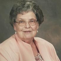 Mrs. Bobbie Grace Harris