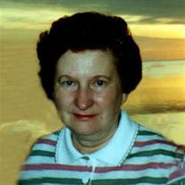 Mrs. Nancy Spencer Worley