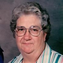 Agnes Marie Thiltgen
