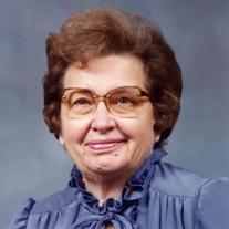 Mavis  Ilene Warn