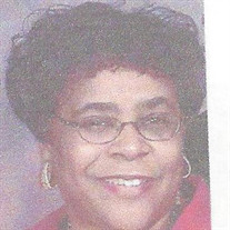 Mrs. Patsye Brent Robinson