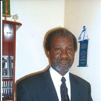 Claurence Dennison Johnson