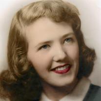 Joan Louise  Walls