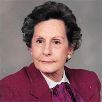 Doris Virginia Hall Garrison
