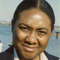 Isabella Betty Burrell