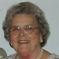 Myra Lee McTyre Foster