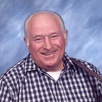 Rev. Brady E. Goldizen