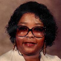 Mrs Sandra Jean Thomas