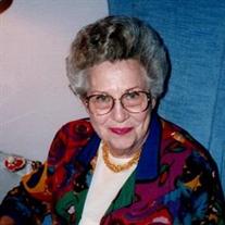 Mary Virginia O'Malley