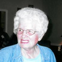 Mamie Ethel Upchurch Tucker
