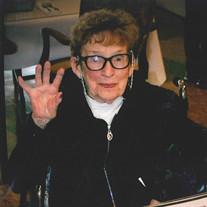 Peggy  Mae Buehler
