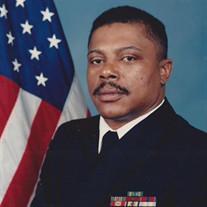 Master Chief Henry L Thorpe