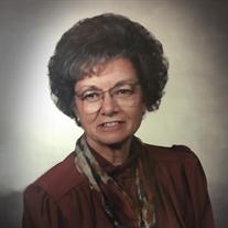 Thelma Mae Campbell