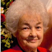 Evelyn Pearl Walker