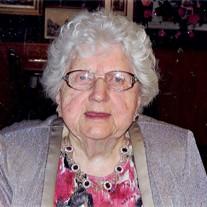 Mrs. Marie F. Toman