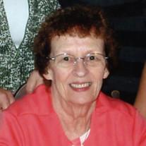 Marjorie Lou Blank