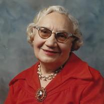 Miss Viola T. McCoy