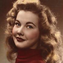 Mary Sylvia Slater