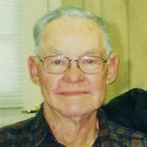 """Mr. James Willis """"Peanut"""" Holston"""