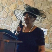Rev. Geraldine Marie Stevens