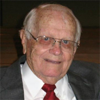 Rev. Donald M. Atkinson