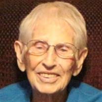 Martha V. Back
