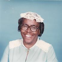 Mrs. Ruth Elizabeth Joyner