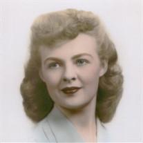 Margaret Virginia Bowman