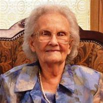 Dorothy Ruth Speer
