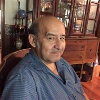 """Leandro """"Andy"""" Vasquez"""