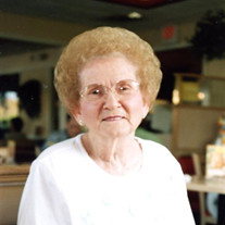 Mary 'Eileen' Burford
