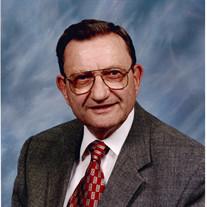 Rev. Cabel Winton Trent