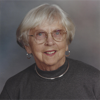 Genevieve Johanna Fagerstrom