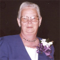 Mrs. Betty  Marie Overby