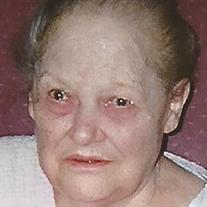 Marjorie Allen Peacock