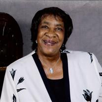 Mrs Ella Mae McMahand
