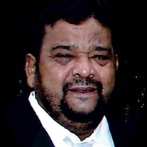 "Lavindra ""Bill"" Maharaj"