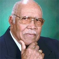 """Mr. Earl """"Sonny"""" Milburn Jr."""