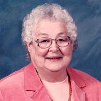Vera Hochstetler
