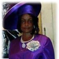 Mrs. Sunday Darlene Bazemore