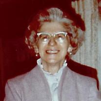 Betty Mae Walker Whitcher
